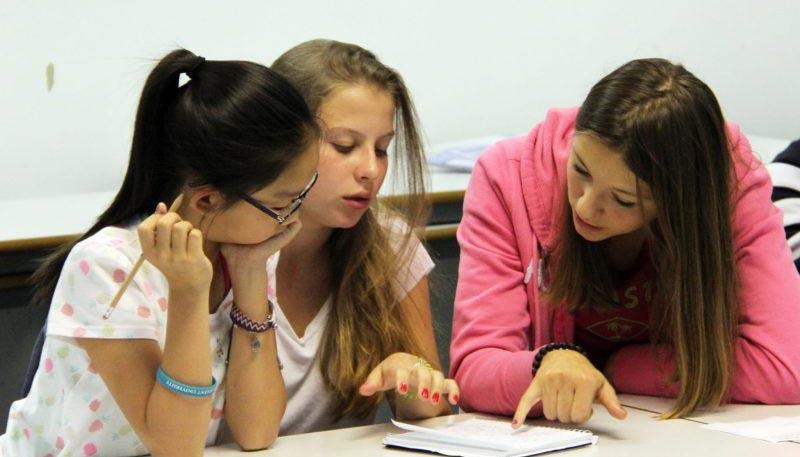 jumior english & IELTS summer programme