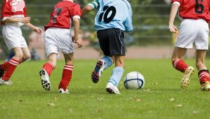 junior english football camp summer programme