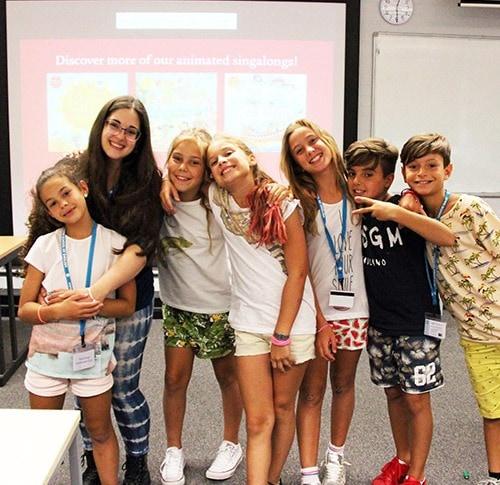 kids programme reading