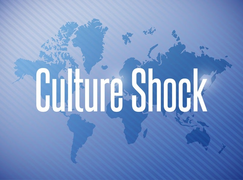 Top ten ways to cope with culture shock