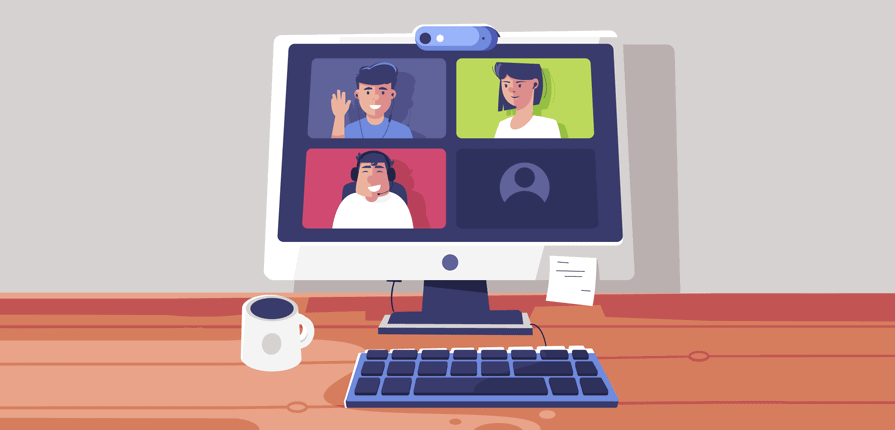 Online conversation class
